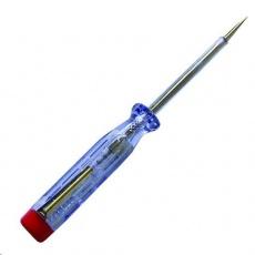 Solight zkoušečka 201, průměr 3mm x 140mm, AC napětí kontaktně: 70 - 250V