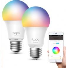TP-Link Tapo L530E(2-pack) [Chytrá Wi-Fi žárovka, vícebarevná]