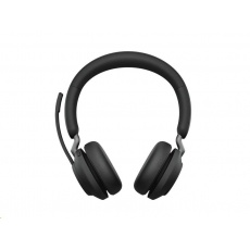 Jabra náhlavní souprava Evolve2 65, Link 380c UC, stereo, černá