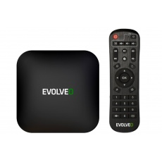 EVOLVEO MultiMedia Box C4, 8K Ultra HD multimediální centrum
