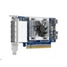 QNAP QXP-1620S-B3616W  externí rozšiřující paměťová karta SAS 12 Gb/s, SATA 6Gb/s, 4x SFF-8644