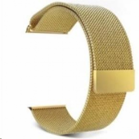 eses milánský tah 42mm zlatý pro apple watch