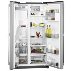 AEG RMB76121NX chladnička americká