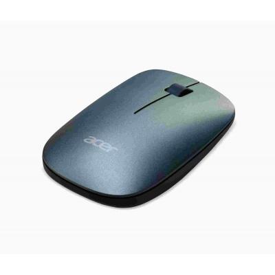 ACER  Acer slime mouse AMR020, Wireless RF2.4G, Retail pack, Šedá