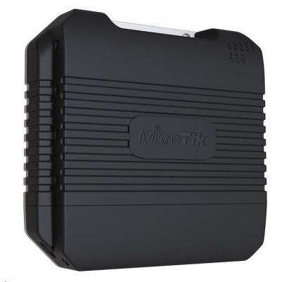 MikroTik RouterBOARD RBLtAP-2HnD&R11e-LTE6, 880MHz CPU, 128MB RAM, 1xGLAN, 2,4GhzWiFi, LTE, 2xMiniPCIe, 3xSIM,USB,GPS,L4