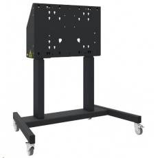 Optoma Motorised floor lift on wheels with anti-collision for IFPD