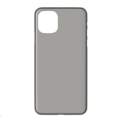 3mk ochranný kryt NaturalCase pro Apple iPhone 11, transparentní černá