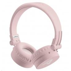 LAMAX Beat Blaze2 náhlavní sluchátka - růžová