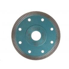 Extol Industrial (8703041) kotouč diamantový řezný turbo Thin Cut, 115x22,2mm, suché i mokré řezání
