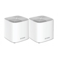 D-Link COVR-X1862 2-pack Wireless AX1800 Dual-Band Whole Home Mesh Wi-Fi 6 System