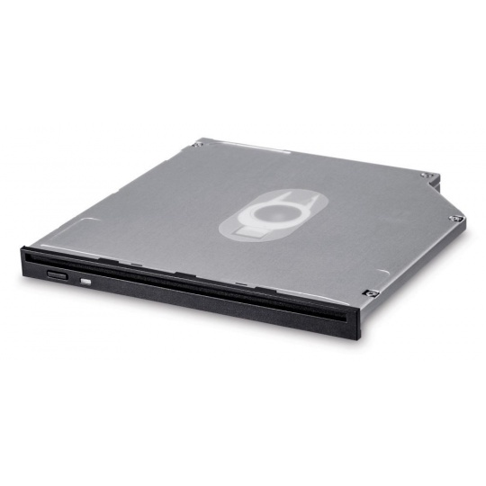 HITACHI LG - interní mechanika DVD-W/CD-RW/DVD±R/±RW/RAM/M-DISC GS40N, Slim, 9.5 mm Slot, Black, bulk bez SW
