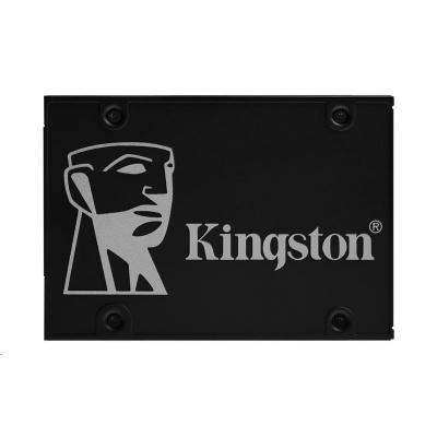 """Kingston 2048GB SSD KC600 SATA3 2.5"""""""