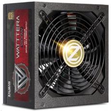 ZALMAN WATTTERA ZM1200-EBTII - zdroj 1200W 80+ Gold, 13,5cm fan, modular