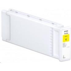 EPSON ink Singlepack UltraChrome XD2 Yellow 700ml