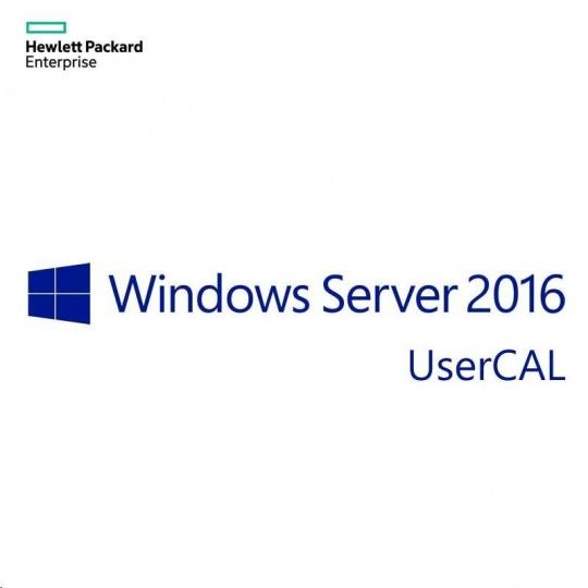 HPE Microsoft Windows Server 2019 1 User CAL