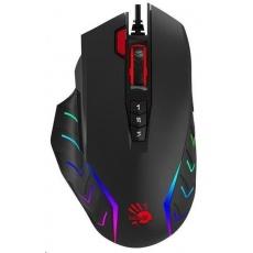 A4tech BLOODY J95S herní myš, až 8000DPI, USB, CORE 3