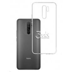 3mk ochranný kryt Clear Case pro Xiaomi Redmi 9, čirý