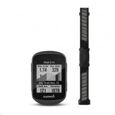 Garmin GPS cyclocomputer Edge 130 Plus HR Bundle