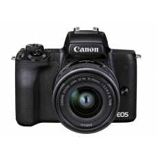 Canon EOS M50 Mark II Premium Live Stream Kit