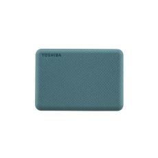 "TOSHIBA HDD CANVIO ADVANCE (NEW) 1TB, 2,5"", USB 3.2 Gen 1, zelená / green"