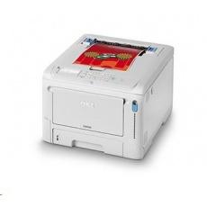 Oki C650dn  A4 36/34 ppm ProQ2400 dpi, PCL, USB, LAN, Duplex, 1GB RAM