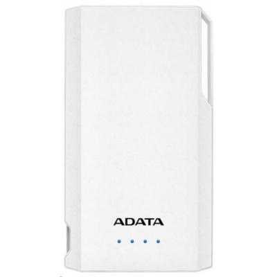 ADATA PowerBank S10000 - externí baterie pro mobil/tablet 10000mAh, bílá
