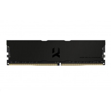 DIMM DDR4 8GB 3600MHz CL18 SR GOODRAM IRDM PRO, Deep Black