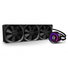 NZXT vodní chladič Kraken Z73 / 3x 120mm fan /socket 2066/2011-3/2011/1366/1156/1155/1151/1150/1200/AM4