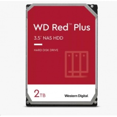 WD RED PLUS NAS WD20EFZX 2TB SATA/600 128MB cache 175 MB/s CMR