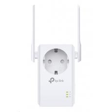 TP-Link TL-WA860RE [Bezdrátový extender 300 Mbit/s s průchozí zásuvkou]