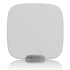 Ajax StreetSiren DoubleDeck white (20337) + Ajax Brandplate white (20380)