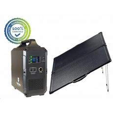 Viking bateriový generátor TITAN 2000 + solární panel LVP120