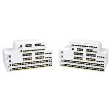 Cisco switch CBS250-24FP-4G, 24xGbE RJ45, 4xSFP, PoE+, 370W