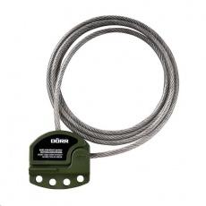 Doerr Universal Cable Lock kabelové uchycení fotopasti