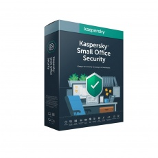 Kaspersky Small Office 25-49 licencí 2 roky - nová