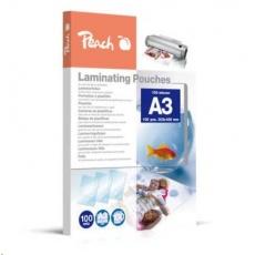 Peach Laminovacia fólia A3 (426x303mm), 100mic, 100pck/BAL (PP500-01)