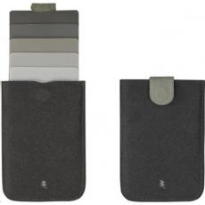Allocacoc Dax wallet Grey