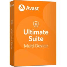 _Nová Avast Ultimate Multi-Device licence na 24 měsíců (až na 10 PC )