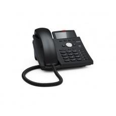 Snom IP telefon D305, 4 SIP, 4-řádkový displej, 10/100 Mbps, PoE