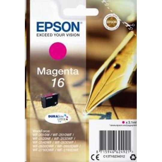 "EPSON ink bar Singlepack ""Pero"" Magenta 16 DURABrite Ultra Ink"