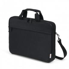 """BASE XX Laptop Bag Toploader 15-17.3"""" Black"""