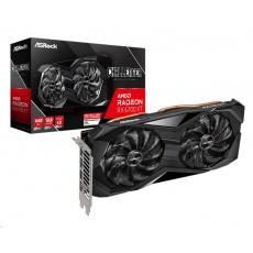 ASRock VGA AMD Radeon RX 6700 XT Challenger D 12GB, RX 6700 XT, 12GB GDDR6, 3xDP, 1xHDMI