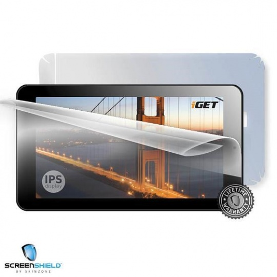 Screenshield fólie na celé tělo pro iGET Smart S72