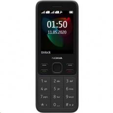 Nokia 150 (2020), Dual SIM, černá