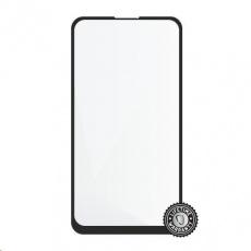 Screenshield ochrana displeje Tempered Glass pro HUAWEI P50 (full COVER), černá