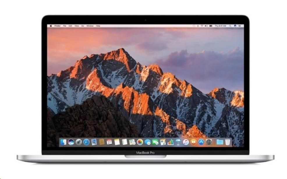 APPLE 13-inch MacBook Pro with Touch Bar: 2.3GHz quad-core 8th-gen. IntelCorei5, 512GB - Silver