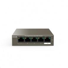 Tenda TEG1109P-8-102W - PoE AT Switch 102Watt, 9xRJ45 Switch s 8x 10/100/1000 Mbps PoE, Fanless, Kov