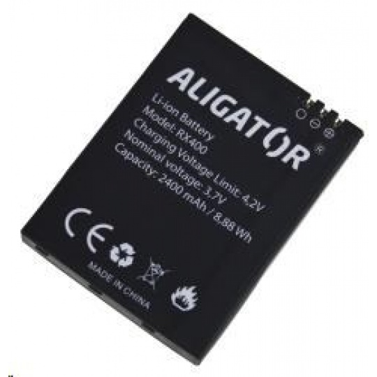 Aligator baterie Li-Ion 2400 mAh pro Aligator RX400 eXtremo - BULK