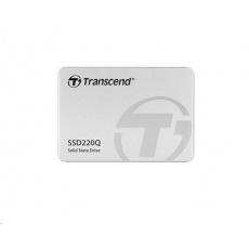 TRANSCEND SSD 220Q, 2TB, SATA III 6Gb/s, QLC