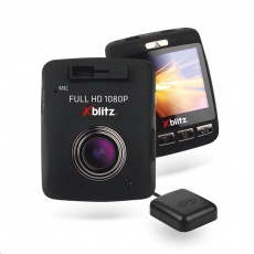 XBLITZ Black Bird 2.0 GPS palubní kamera